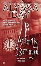 Atlantis Betrayed (Warriors of Poseidon, Book 6), Alyssa Day, Good Condition, Bo