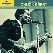 """CHUCK BERRY """"UNIVERSAL MASTERS COLLECTION"""" CD NEU"""