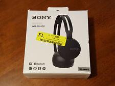 Sony WH-CH400 Wireless Headphones W/Bluetooth Blk WHCH400 #9