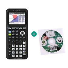 TI 84 Plus CE-T Taschenrechner Grafikrechner + Lern-CD