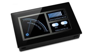 """4.3"""" Display with Analogue, Digital, PWM and Serial Interfaces - SGD 43-A"""