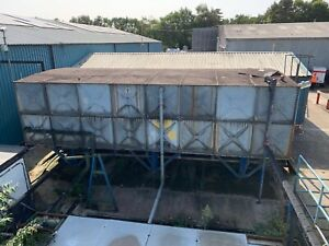Braithwaite Engineering Ltd Steel Water Tank