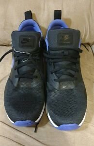 MEN`S NIKE AIR MAX TAVAS ATHLETIC SNEAKERS SIZE 13m #705149 025 worn once