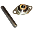 "Dump Truck Tarp 3/4"" steel bearing w/5"" spool shaft P/N 11139 & 11201"