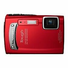 Olympus Waterproof Digital Camera Tough Tg-310 Red 3M Waterproof 1.5M Drop Impac