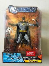 DC Universe Classics BATMAN Black & Grey Figure (DCU Comics)
