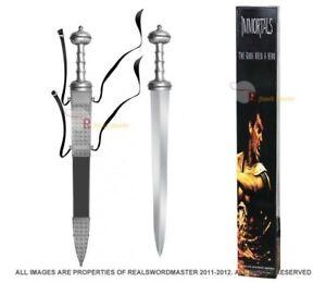 Immortals Hoplite Soldier Sword w/ Damascus Steel Blade Licensed Limited NIB