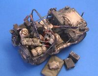 Legend 1/35 IDF M151A1 Shmira Detailing and Accessories Set (for Academy) LF1043