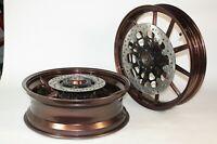 Coppia Cerchi Completi di dischi per Ducati Scrambler  50221951AA - 50122201AA
