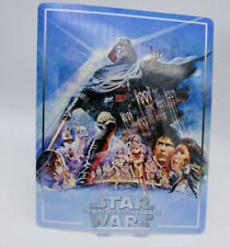 STAR WARS 5 Empire Strikes Back - Bluray Steelbook Magnet Cover (NOT LENTICULAR)