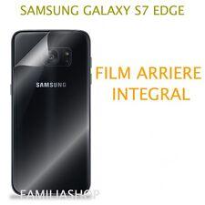 Film Protection arrière Entier Pour Écran Incurvé Samsung Galaxy S7 Edge