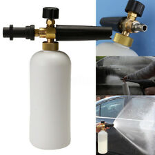 PRESSURE WASHER SNOW FOAM GUN CAR WASH BOTTLE LANCE FOR KARCHER K2 K3 K4 COMPACT