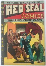 Red Seal Comics #21 Chesler/Superior Comics October 1947 Published in Canada