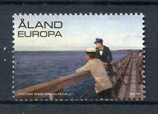 Aland 2010 MNH Victor Westerholm 1v Set Art Paintings Stamps