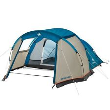QUECHUA ARPENAZ FAMILY 4.1 Camping hiking tent for 4 person