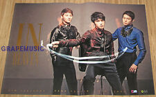 JYJ IN HEAVEN BROWN Version K-POP CD & FOLDED POSTER SEALED