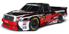 BRAND NEW TRAXXAS KYLE BUSCH 18 NASCAR 1/16 4WD BRUSHLESS TOYOTA TUNDRA RTR