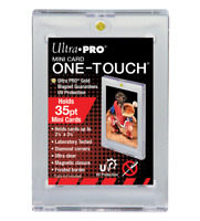 Ultra Pro MINI CARD One Touch Magnetic Trading Card Holder Topps/Bowman Minis