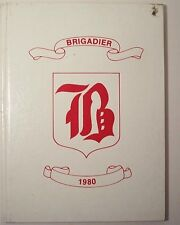 1980 James Breckinridge Jr High School Yearbook - Brigadier - Roanoke