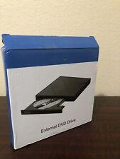 External Usb 3.0 Dvd Rw Cd Rom Writer Drive Burner Reader Player For Laptop Pc