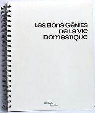 Catalogue. Les bons génies de la vie domestique. Centre Georges Pompidou. 2000