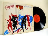 SHAKATAK down on the street LP EX/VG POLD 5148, with lyric insert, vinyl, album