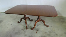 Henkel Harris Dining Room Table Mahogany Set