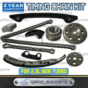 Timing Chain Kit fits Mazda 3 5 6 2.3L L3 Non Turbo MPV Tribute Premacy 2261cc