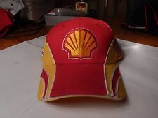 Kevin Harvick Pennzoil Shell NASCAR Hat, New, Red, White, & Yellow