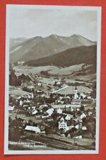 AK Spital am Semmering, Luftaufnahme, s/w,  um 1930, ungelaufen NIEDERÖSTERREICH