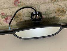 FACTORY OEM 2012 - 2018 PORSCHE 911 / BOXSTER BLACK Auto Dim Rear View Mirror