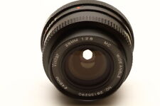 Vivitar MC 28mm 2.8 Wide Angle (Komine Lens), MD Mount