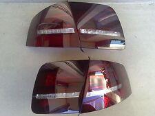 Schwarze Rückleuchten Lasierung / Lasur / Lasieren Ihrer Audi A8 4E Limo Lichter