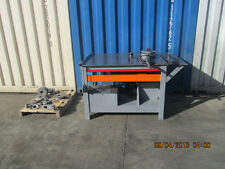 HEAVY DUTY INDUSTRIAL PIPE OR TUBE BENDING MACHINE WITH DIES TO 2 1/2 INCH