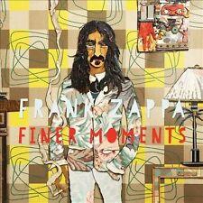 Finer Moments by Frank Zappa (CD, Dec-2012, 2 Discs, Zappa Records (USA))