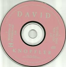 Dire Straits DAVID KNOPFLER 2TRK Sampler 1988 PROMO DJ CD Single Mark Brother