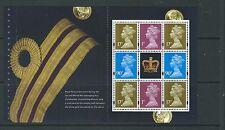 GREAT BRITAIN 2009 ROYAL NAVY UNIFORMS DEFINITVE PANE UNMOUNTED MINT, MNH