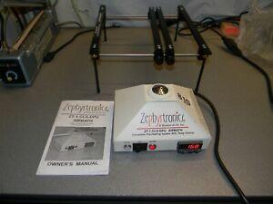 Zephyrtronics ZT-1-CLS-DPU AirBath, Digital Control, 7.6 cfm Air Volume, Cradle