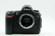 Nikon D70 6.1Mp Digital Slr Camera Body #925