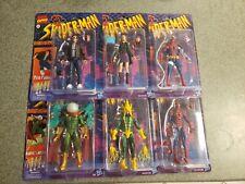 Marvel Legends Spider-Man Retro Lot