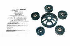 Greddy Anodized Green Pulley Full Kit for Toyota 86 Scion FRS Subaru BRZ