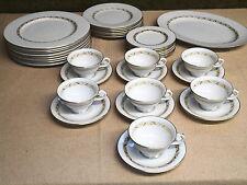 Porcelain Dinner Set - Castleton - Carlton