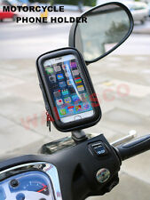 Protective Phone Case Holder Set Motorcycle Mount
