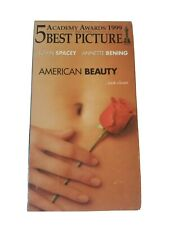 New listing American Beauty (Vhs) Brand New Factory Sealed Kevin Spacey Annette Bening