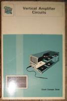 Oscilloscope Vertical Amplifiers - Tektronix Vertical amplifier circuits 1969