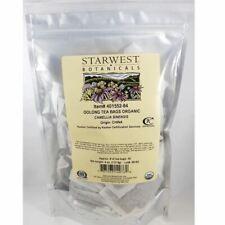 Starwest Botanicals Organic Oolong Tea Bags Kosher 4 oz