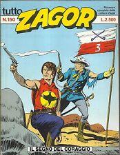 Tutto ZAGOR n°150