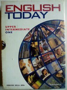 V2100-English Today. Upper Intermediate One (DVD + CD + Book)