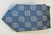 Nordstrom men's Blue Geometric tie MSRP $80