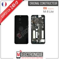 ECRAN LCD NOIR ORIGINAL XIAOMI MI 8 LITE
